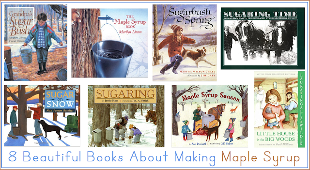 8 Books About Making Maple Syrup