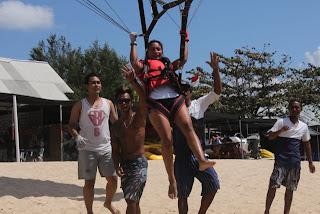 nikmati Parasailing murah Bali