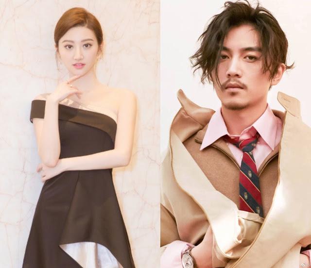 A Journey to Meet Love Chinese drama Jing Tian Chen Xiao