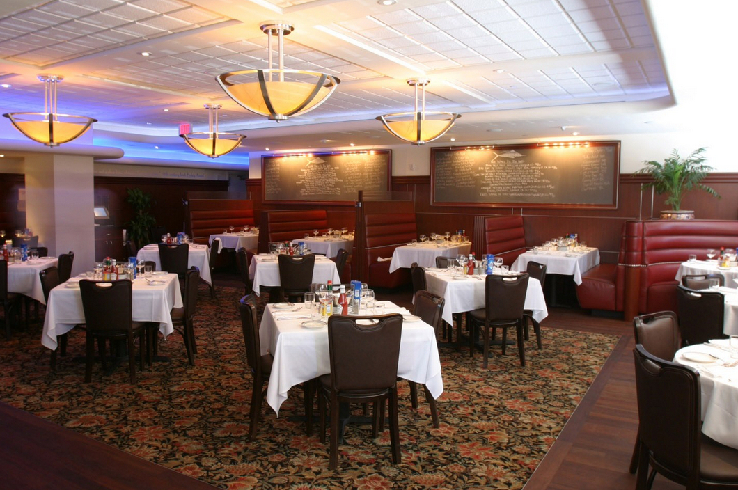 The Oceanaire Seafood Room Indianapolis Wedding Venues