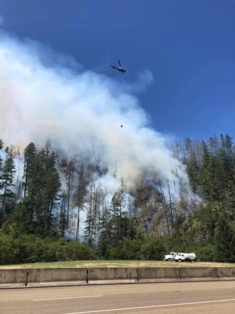 Oregon Smoke Information