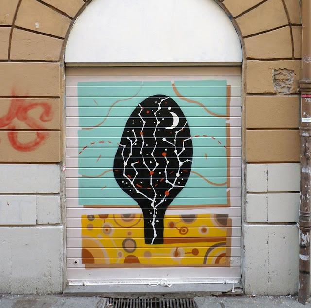 Уличный художник из Италии. Агостино Якурчи (Agostino Iacurci) 3