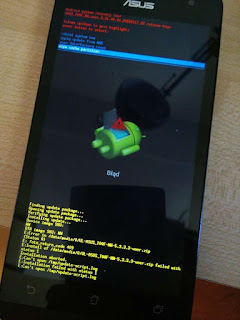Penjelasan Kode Error saat Update OS Android di Asus Zenfone yang Wajib di Ketahui