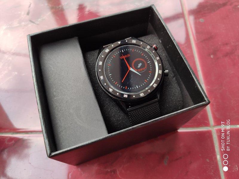 Review Microwear L7 Smartwatch, Desain Mewah Kaya Fitur