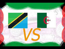 مشاهدة مباراة الجزائر و تنزانيا بث مباشر اليوم 1-07-2019 Algérie vs Tanzanie