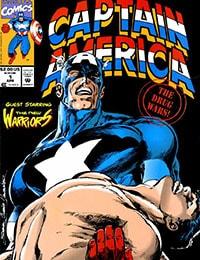 Captain America: Drug War