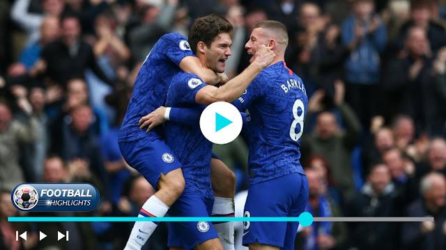 Chelsea vs Tottenham Hotspur – Highlights