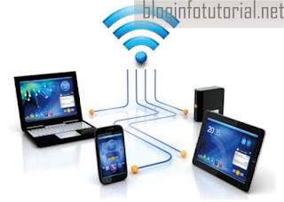 Cara Sharing Koneksi Internet dari Laptop/PC dengan Virtual Router Manager Plus