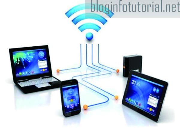 Cara Sharing Koneksi Internet dari Laptop/PC