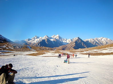 Rohtang Pass (Places to visit in Manali)