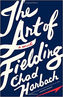 THE ART OF FIELDING - BOOK COVER