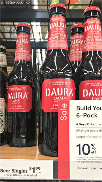 Cerveza Española en los Comercios de Massachusetts