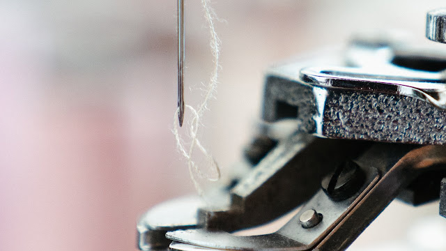 How to fix the stitch length on a sewing machine