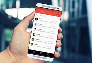 Gmail for Android, Gmail, Gmail app, Google, Android, iOS, Google Play, Smartphone, Chrome