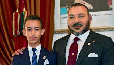 تهنئة بمناسبة عيد ميلاد ولي العهد الأمير الجليل مولاي الحسن