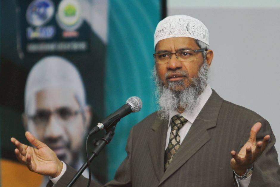 Zakir Naik Setelah 10 Jam Diperiksa, Kasusnya Mirip UAS