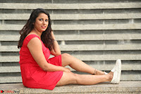 Shravya Reddy in Short Tight Red Dress Spicy Pics ~  Exclusive Pics 073.JPG