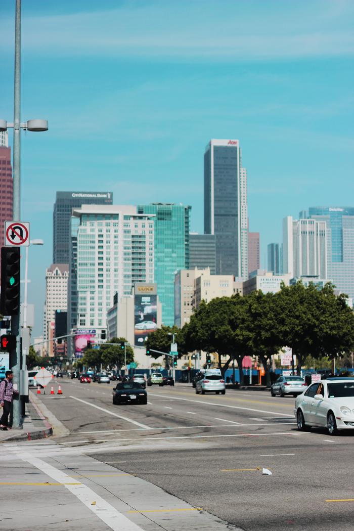 downtown los angeles aimerose travel blog