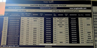 sealdah namkhana train timetable