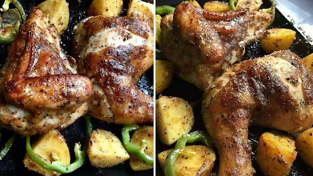 Ayam Bakar Ala Kenny Rogers