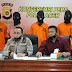 Polisi Aceh Ungkap Penjualan Sabu–Sabu Dibungkus Teh