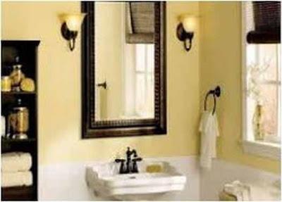 bathroom paint color ideas for small bathrooms