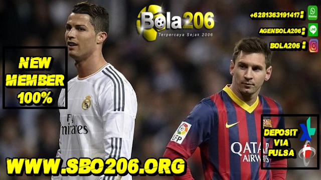 Ronaldo-Messi Nyaris Duet Barcelona