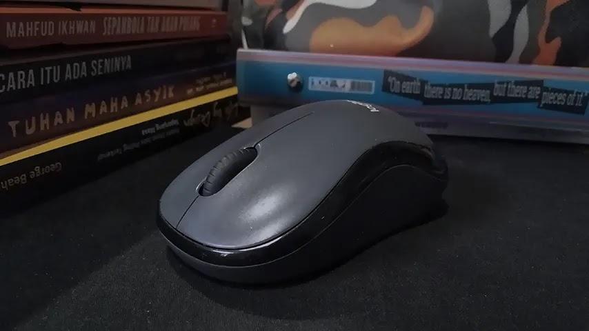 Mouse Wireless Murah Terbaik