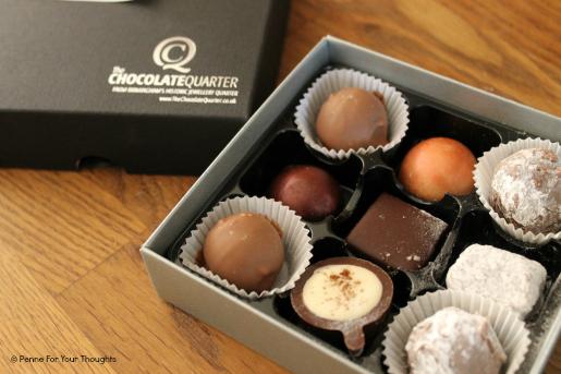 Luxury Chocolate Gifts in Birmingham