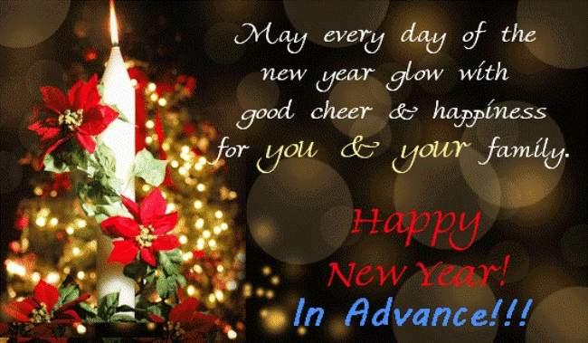 Happy New Year Family 72