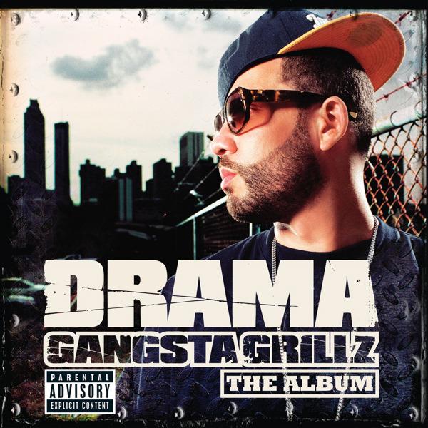 DJ Drama - Gangsta Grillz: The Album Cover