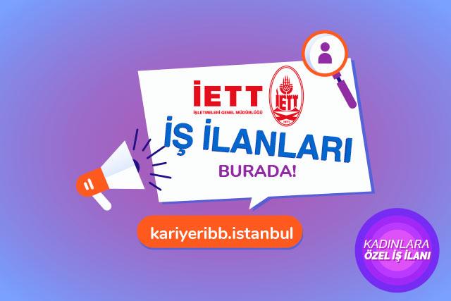 İstanbul Büyükşehir Belediyesi'ne bağlı İETT'nin tarihinde ilk kez kadın otobüs şoförü alımı için açtığı iş ilanına kaç kişi başvurdu? Detaylar kariyeribb.com'da!
