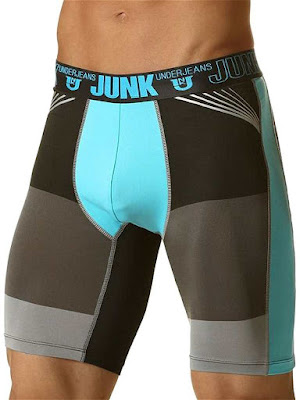 Junk Flash Bike Brief Underwear Aqua Blue Gayrado Online Shop