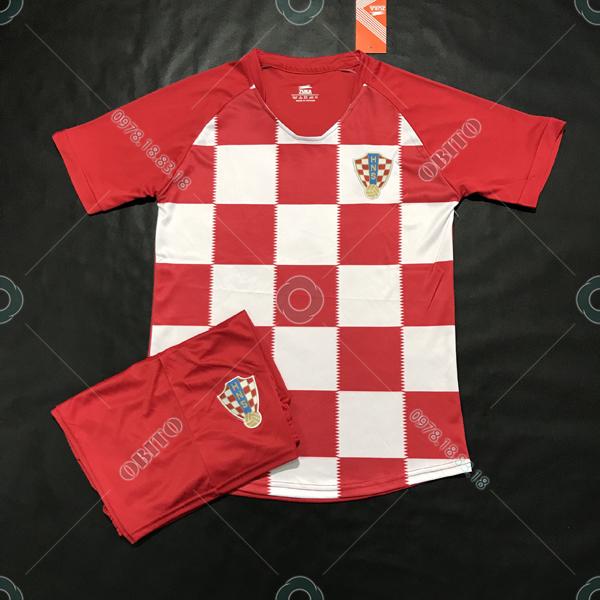 Tổng Hợp Áo Bóng Đá Đội Tuyển Croatia 2020