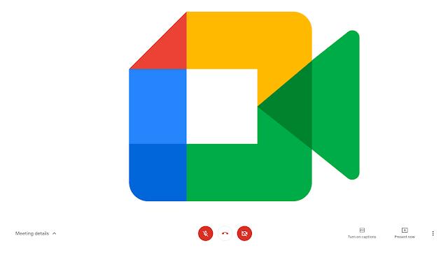 Google Meet Last Update 2020