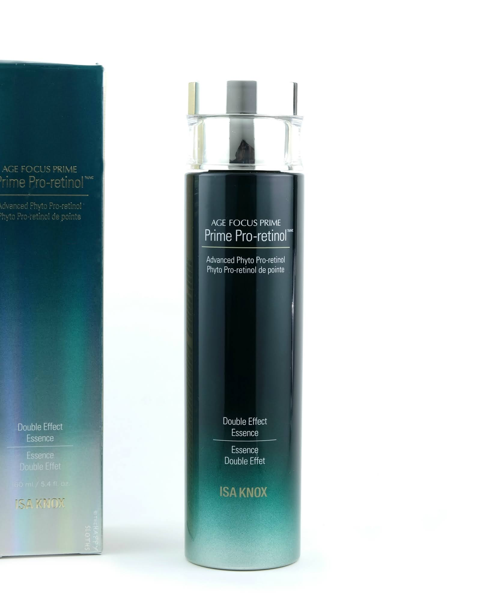 Isa Knox | Age Focus Prime Double Effect Essence: Review
