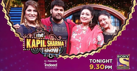 Poster Of The Kapil Sharma Show 18th August 2019 Season 02 Episode 67 300MB Free Download