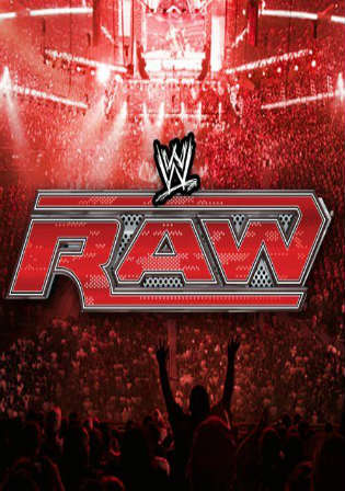 WWE Monday Night Raw HDTV 480p 500Mb 10 August 2020