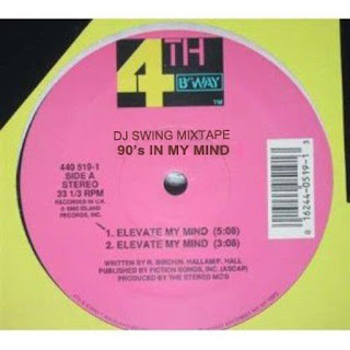 DJ Swing - 90's In My Mind (2012)