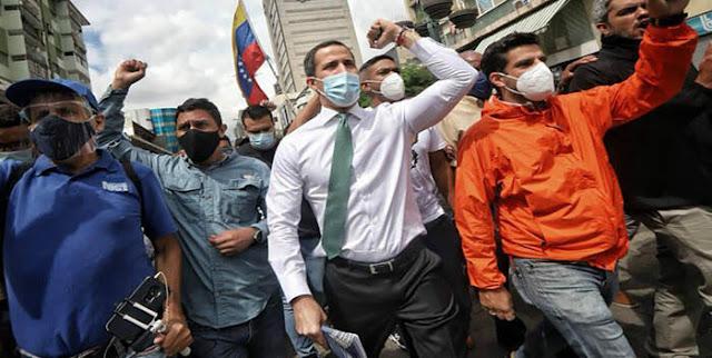 GUAIDÓ: «VAMOS JUNTO A LA JUVENTUD VENEZOLANA ESTE VIERNES #12F»