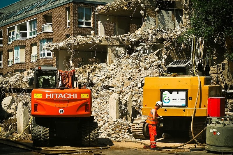Why Should You Choose Professional Commercial Demolition Contractors?