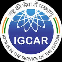 IGCAR Recruitment 2019 04 Nurse Posts