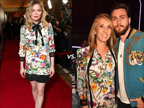 👗Kirsten Dunst vs Sam Taylor-Johnson