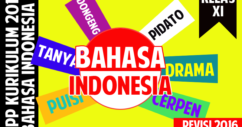 Rpp Bahasa Indonesia Sma Download Lengkap