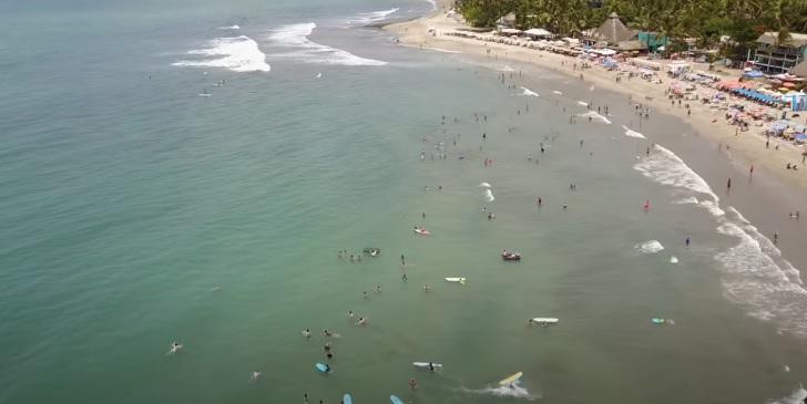 Playa de Sayulita Vista Aerea