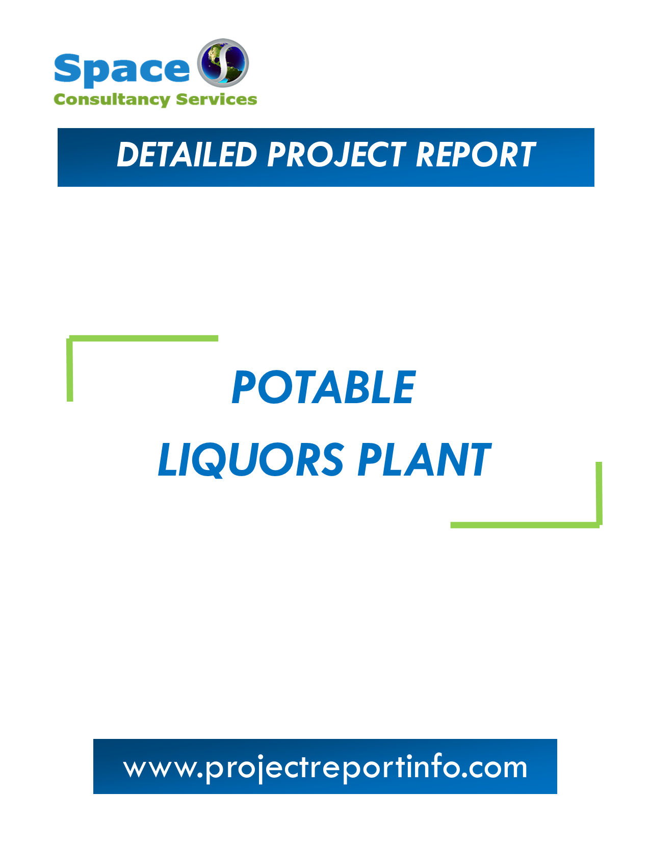 Project Report on Potable Liquors Plant