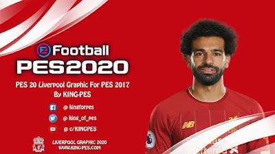 PES 2017 Graphic Menu Liverpool FC