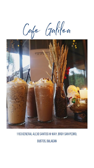 Cafe Galilea Bustos Bulacan