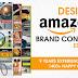 Je vais concevoir un contenu de marque amélioré pour amazon ebc a plus