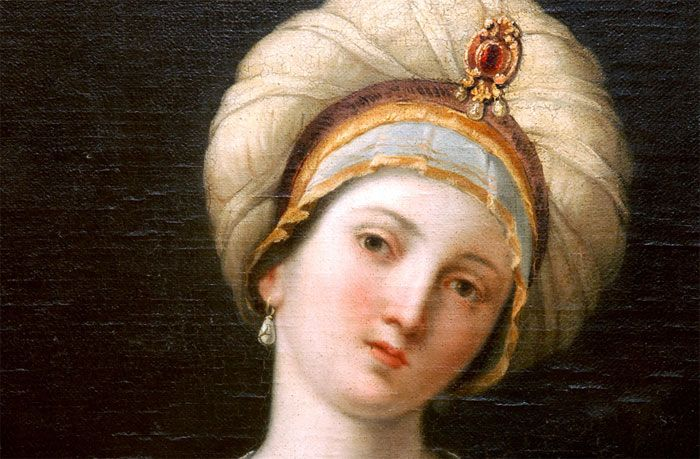 Guido Reni. Salome